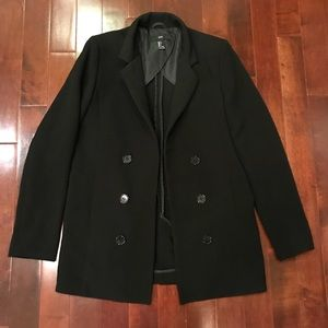 Forever 21 Classic Open Front Blazer Jacket